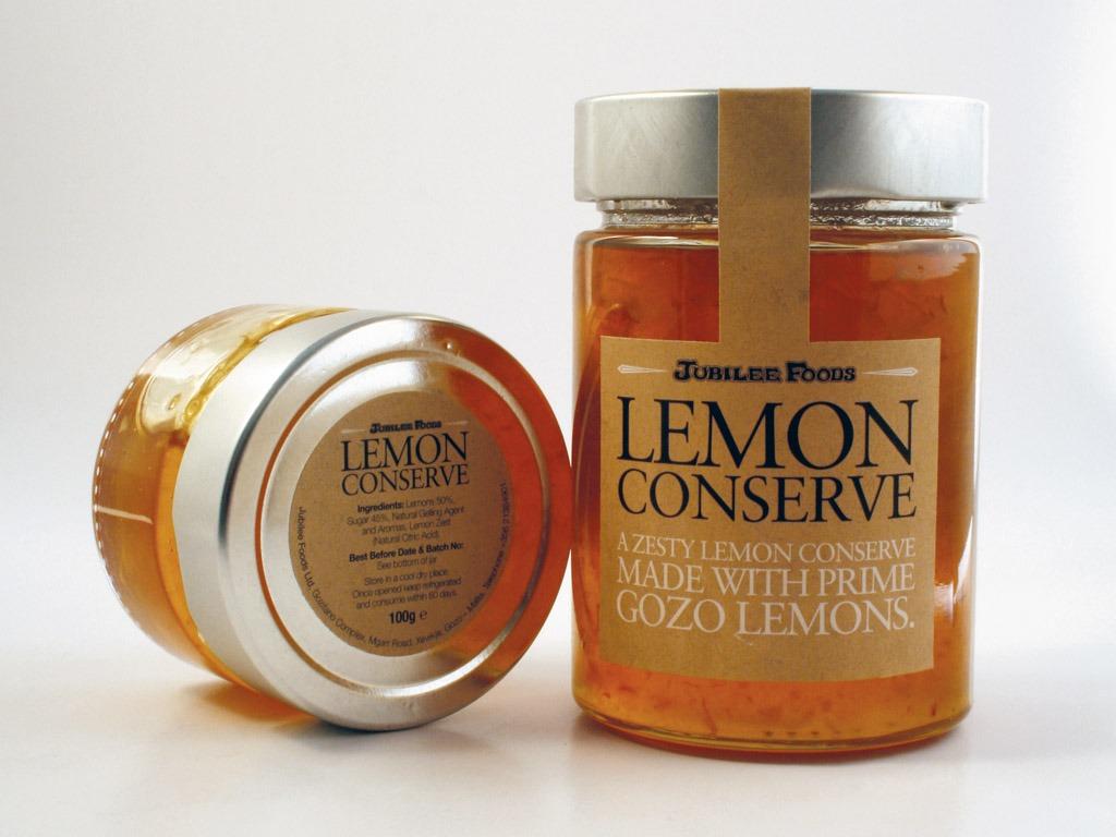 Lemon Conserve