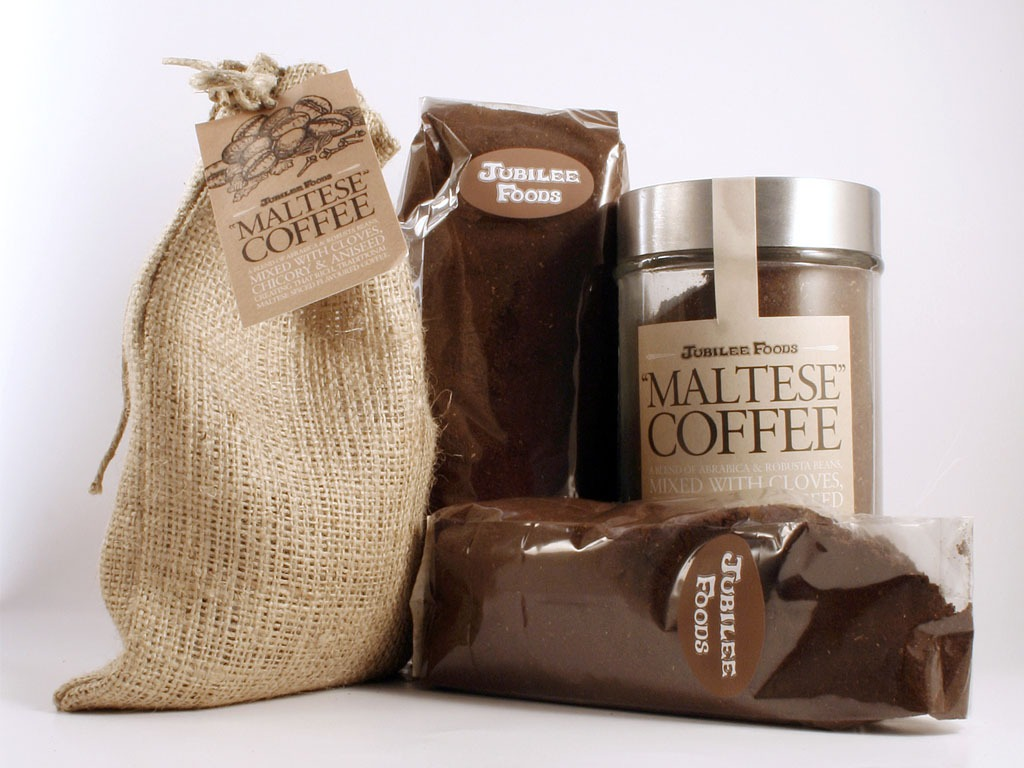 "Traditional ""Maltese"" Coffee"