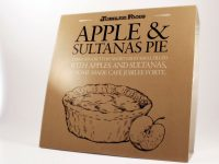 Apple & Sultanas Pie