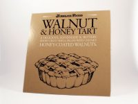 Walnut & Honey Tart