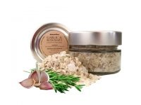 Garlic & Rosemary Gozitan Sea Salt