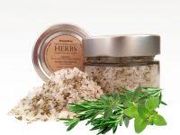 Mediterranean Herbs Gozitan Sea Salt