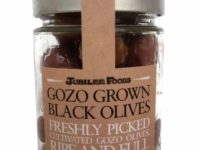 Gozo Grown Black Olives