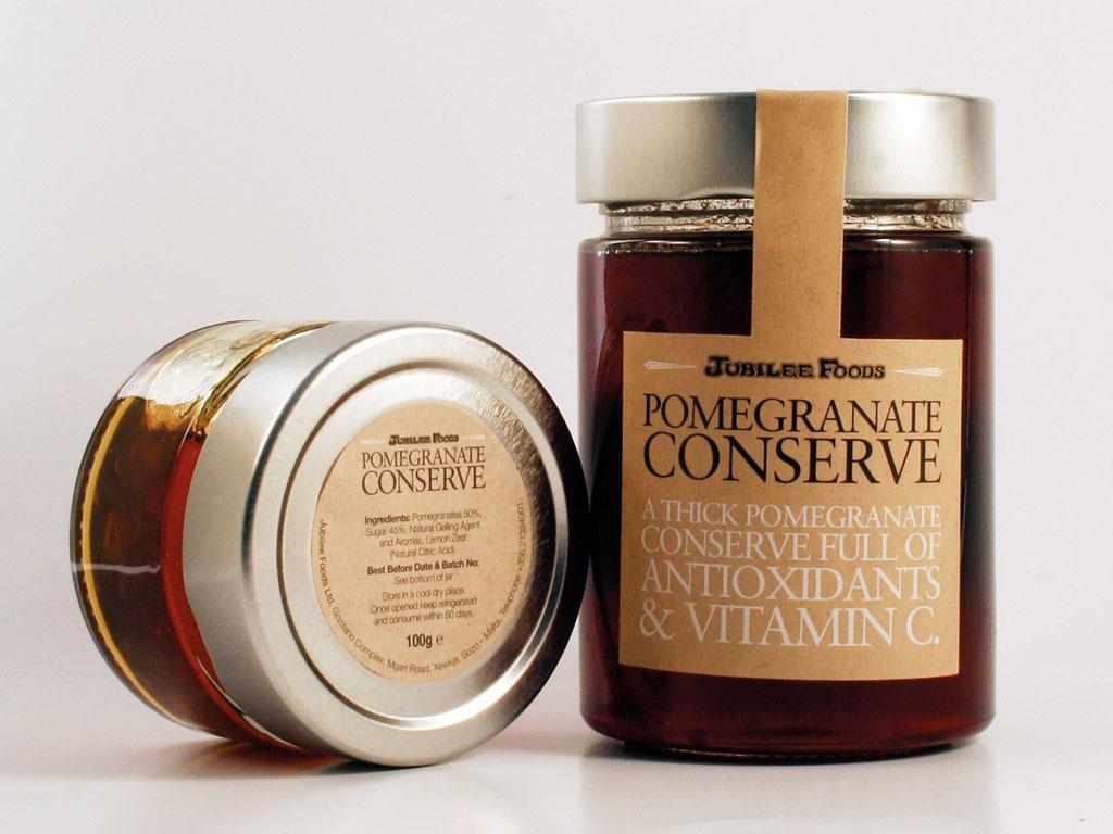 Pomegranate Conserve
